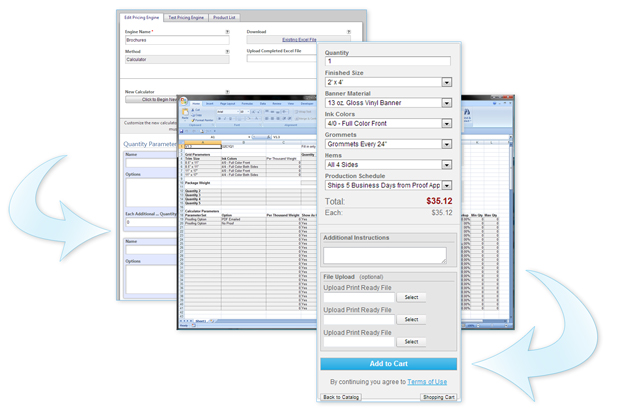 Printing Instant Pricing Calculator  Web To Print Pricing