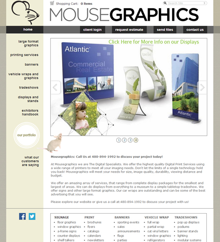 MouseGraphics Home Page